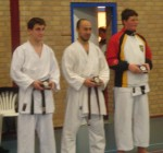 Kumite adults medals