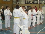 Kumite boys (12-13 years) compitation